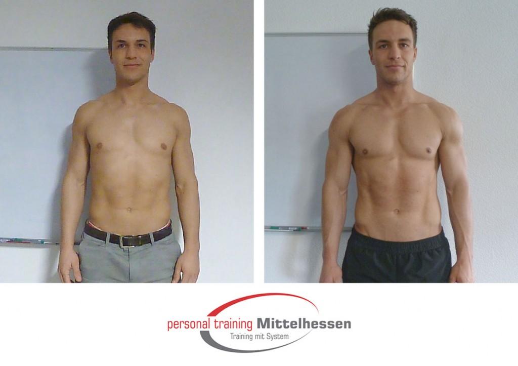 Muskeln aufbauen – Interview mit Sascha Kuche