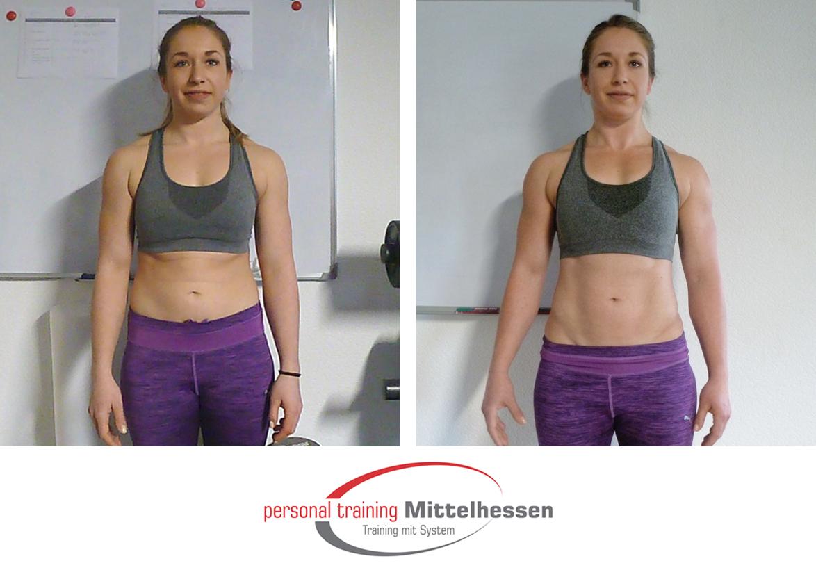 Flacher Bauch - Theresa Seibel