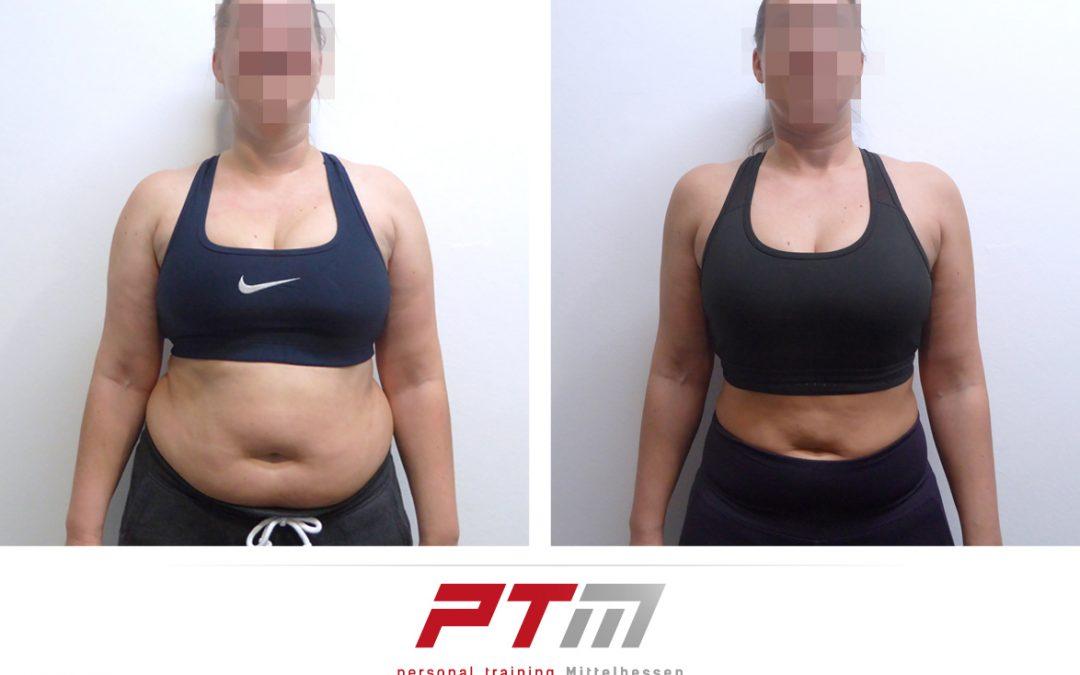 Körperfett reduzieren – Interview mit Katrin