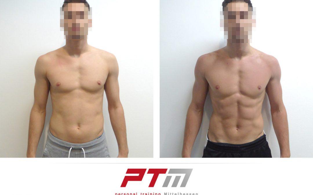 Körperfett reduzieren – Interview mit Kristjian