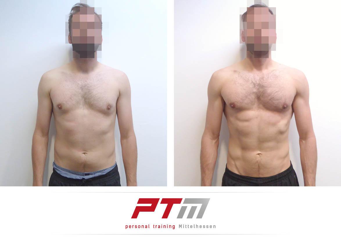 Körperfettanteil reduzieren – Interview mit Malte