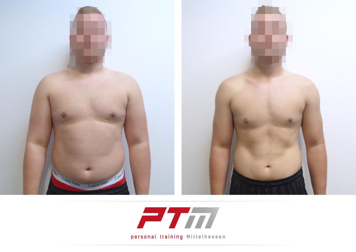 Körperfettanteil reduzieren – Interview mit Marvin